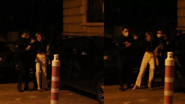 Cihangir'de bir kadın, tartıştığı sevgilisini göğsünden bıçakladı - Sputnik Türkiye