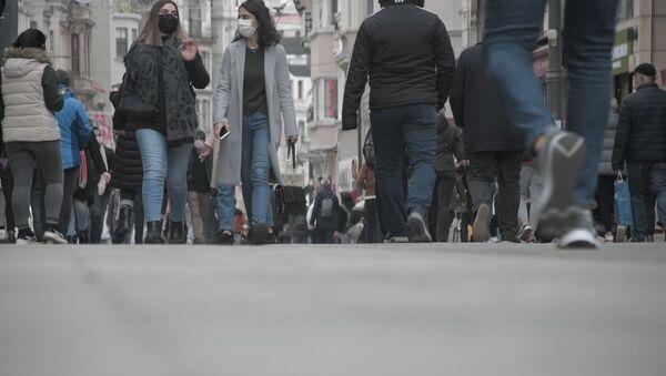 İstanbul-normalleşme - Sputnik Türkiye