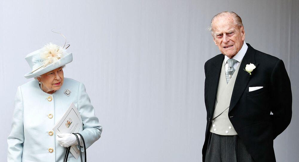 Kraliçe Elizabeth - Prens Philip