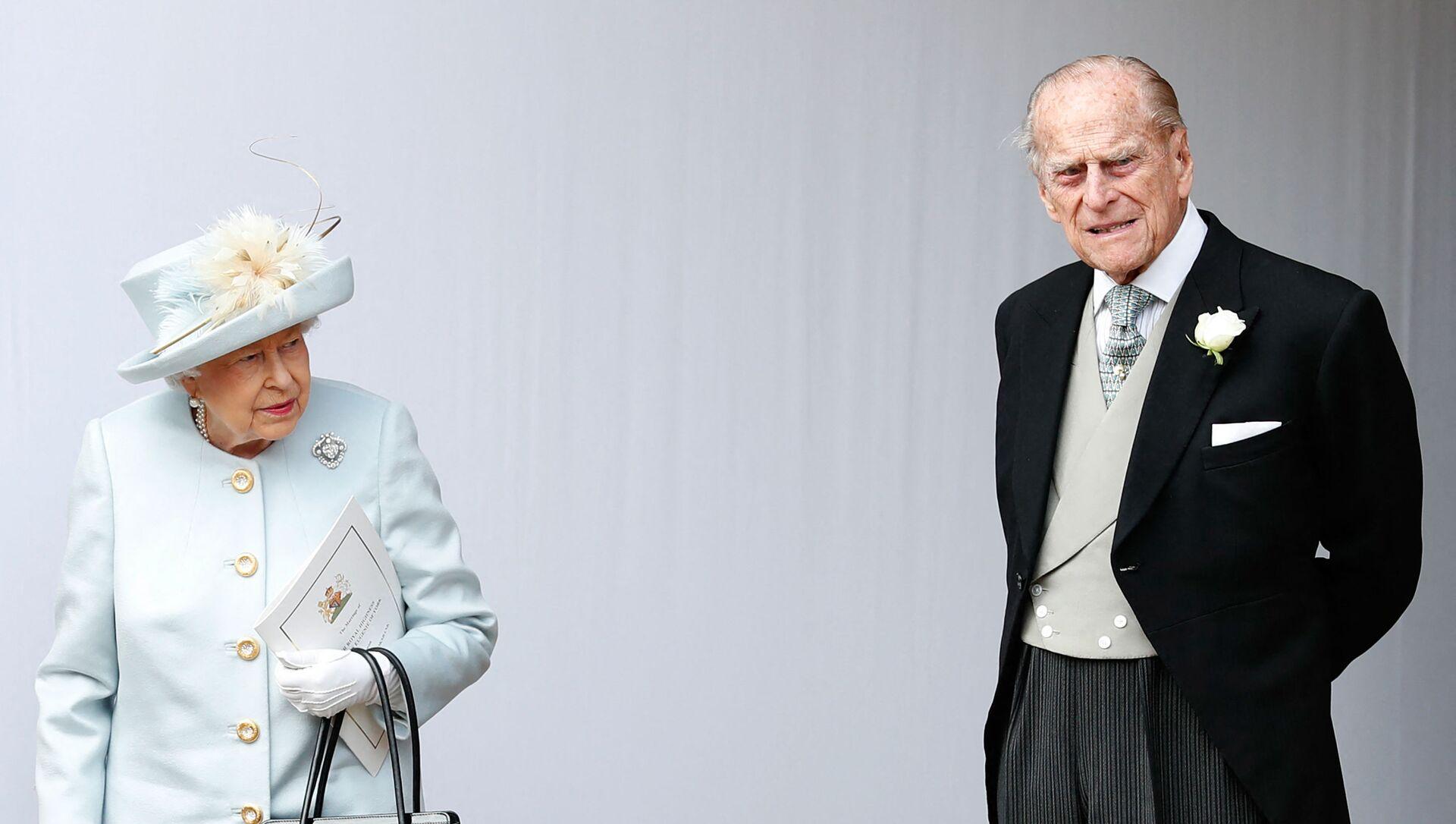 Kraliçe Elizabeth - Prens Philip - Sputnik Türkiye, 1920, 09.04.2021