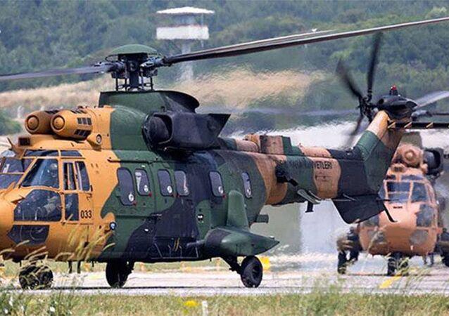 Cougar tipi helikopter