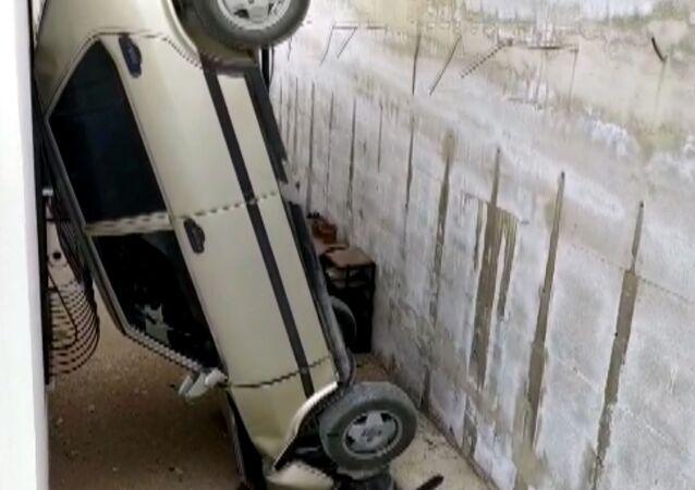 Otomobil kaza