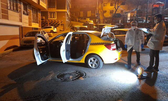 Taksici saldırı