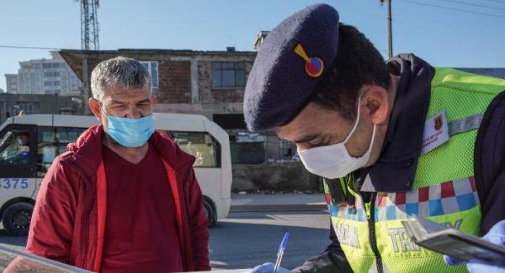 para cezası alan minibüs şoförü Tarık Uslu