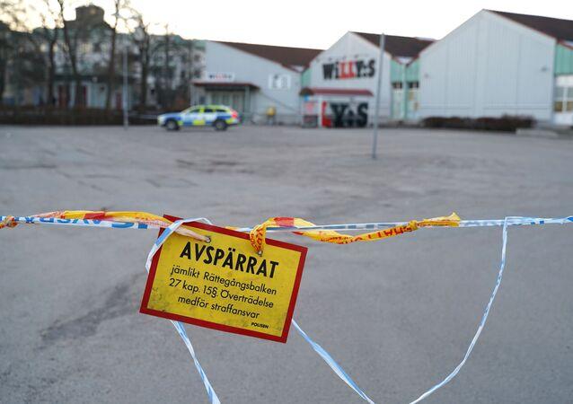 İsveç - bıçaklı saldırı