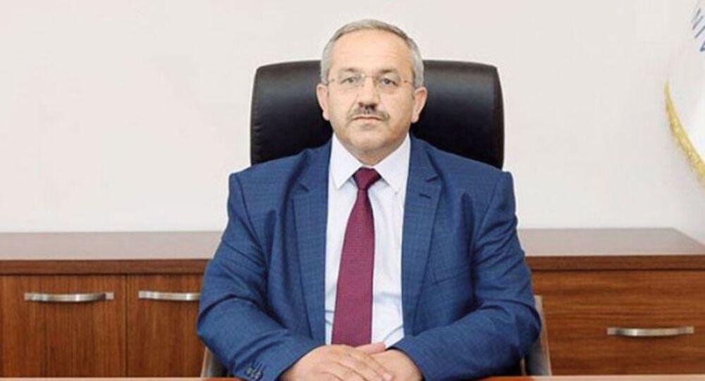 Prof. Dr. Halil İbrahim Şimşek