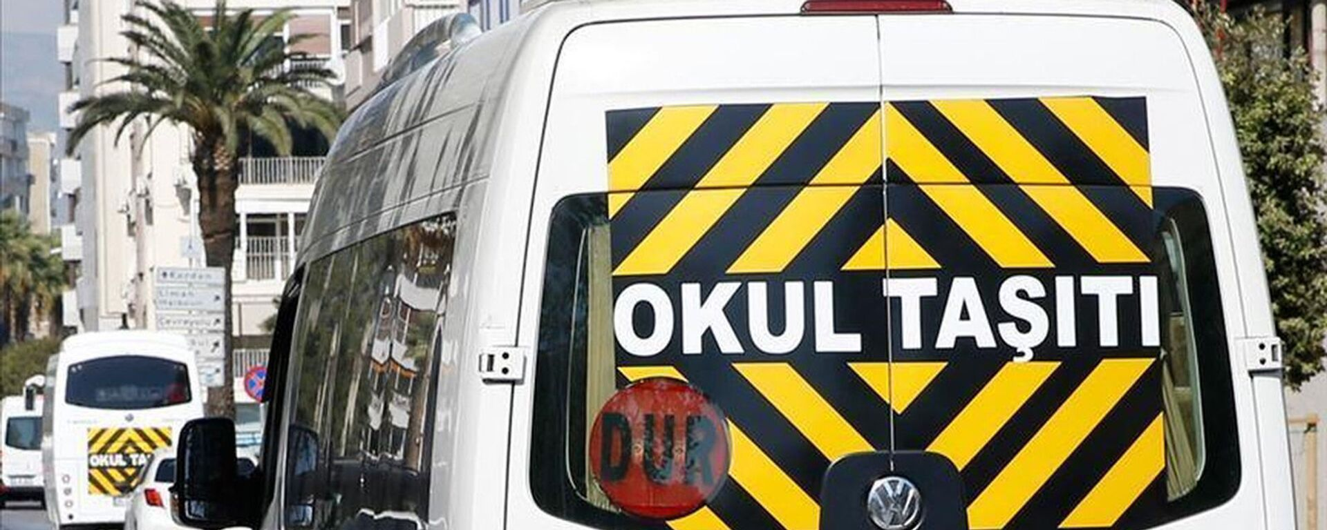 Okul servisi, Okul servisleri - Sputnik Türkiye, 1920, 27.08.2021