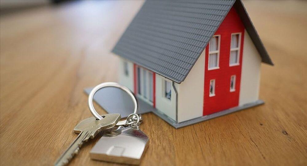 ev, konut, anahtar, ev anahtarı, faizsiz konut