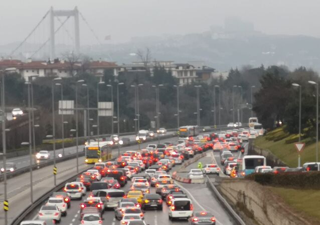 İstanbul-trafik