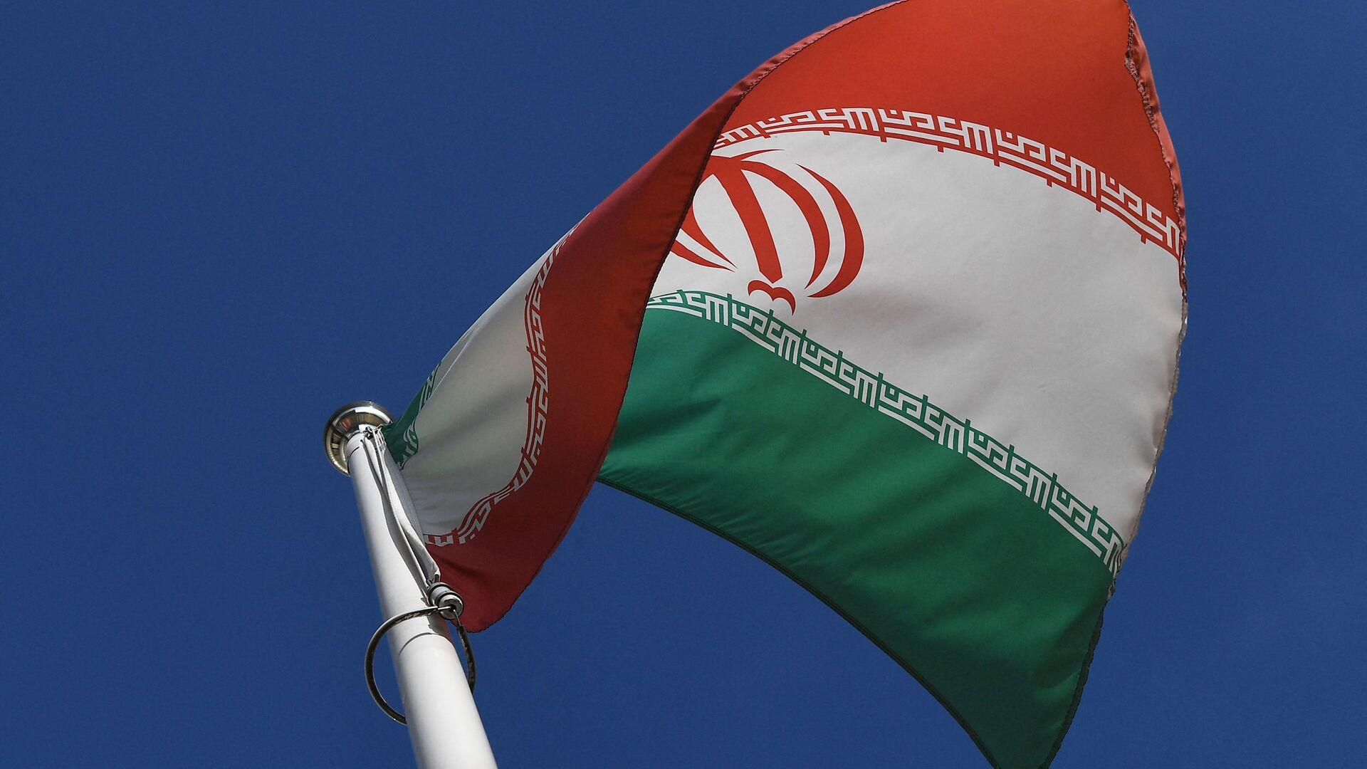İran bayrağı  - Sputnik Türkiye, 1920, 03.08.2021