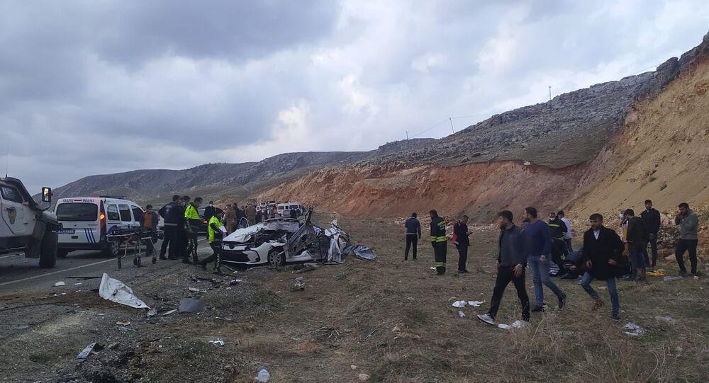 Diyarbakır kaza