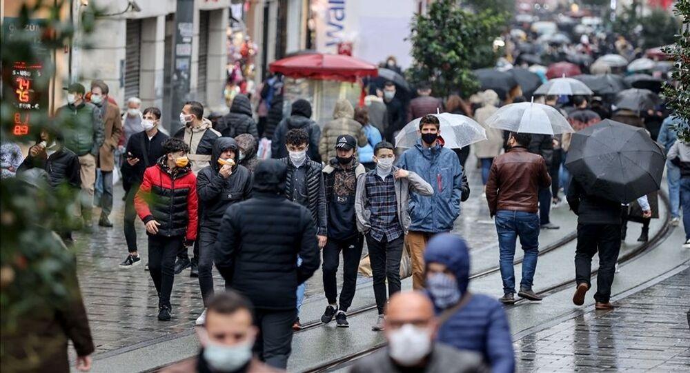 İstanbul-Taksim-Beyoğlu