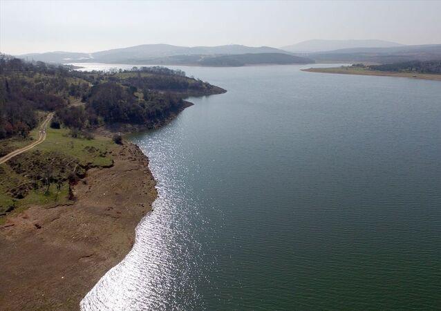 İstanbul'un barajlarındaki su miktarı 58.23'e çıktı