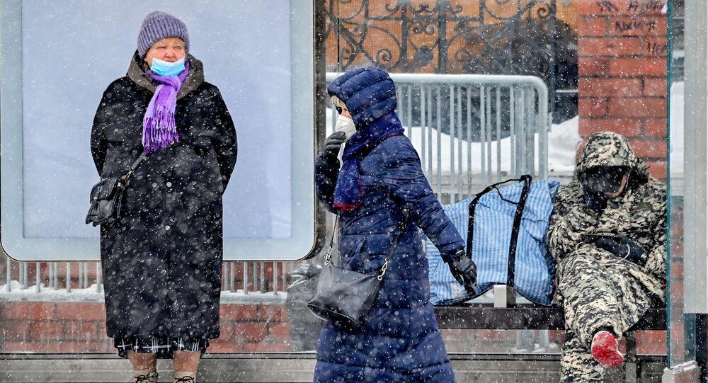 Rusya / koronavirüs