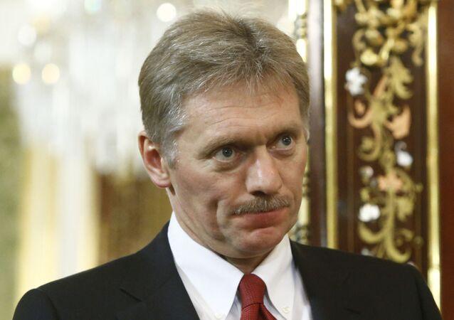 Kremlin Sözcüsü Peskov