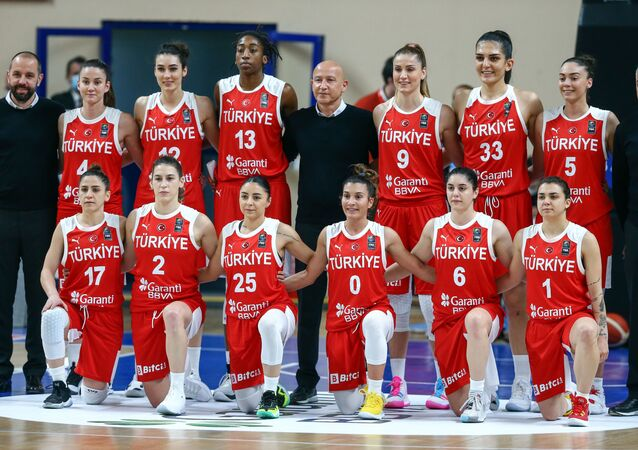 A Milli Kadın Basketbol Takımı, FIBA 2021 Avrupa Kadınlar Basketbol Şampiyonası