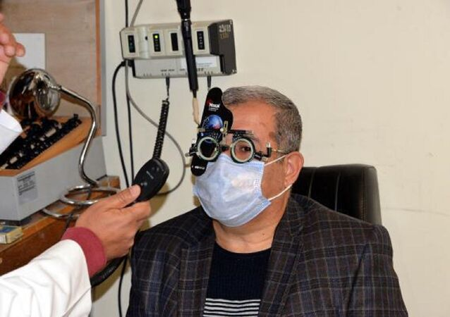 KSÜ Tıp Fakültesi Kütüphanesi sorumlusu öğretim görevlisi Metin Çuhadar