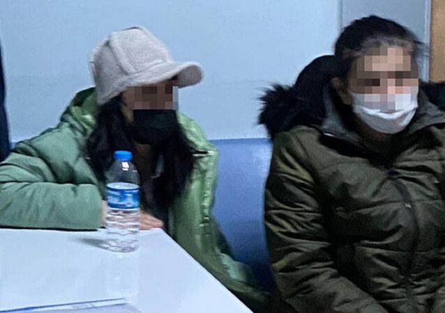 su şişesiyle sağlık çalışanını yaralayan 17 yaşındaki genç kız