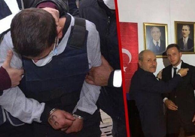92 yaşındaki kadının katil zanlısı MHP dövmesi, İbrahim Zarap
