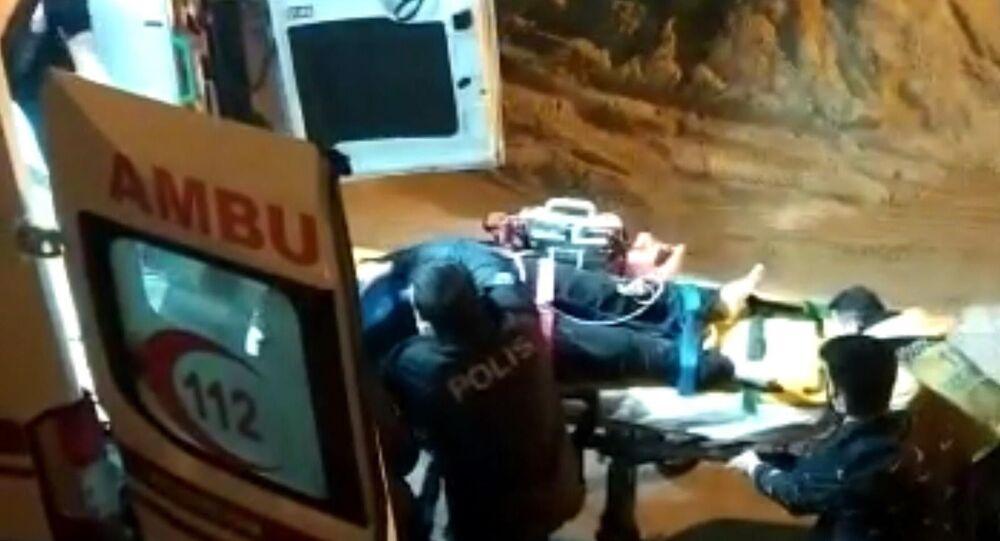 Esenyurt'ta genç kadın 4. kattan apartman boşluğundan düşerek hayatını kaybetti