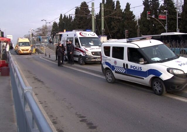 Eyüpsultan - polis