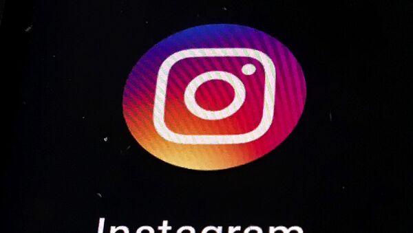 Instagram logo - Sputnik Türkiye