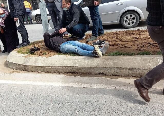 Kaza- yaralı