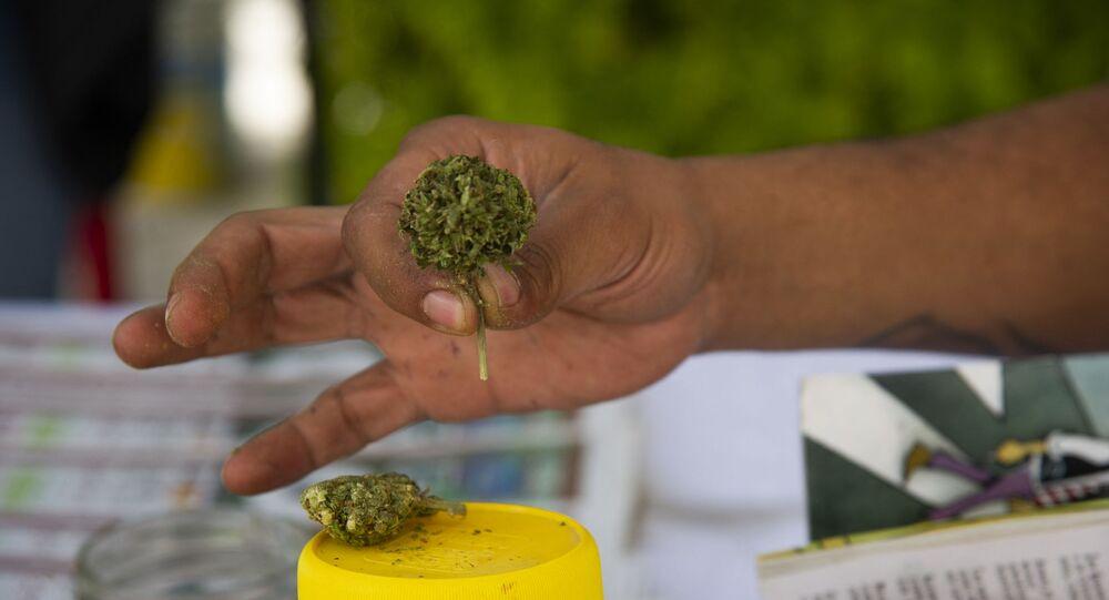 Esrar- Marihuana