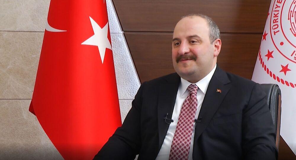 Sanayi ve Teknoloji Bakanı Mustafa Varank: Artık Türkiye'ye tersine beyin göçü var diyebiliriz