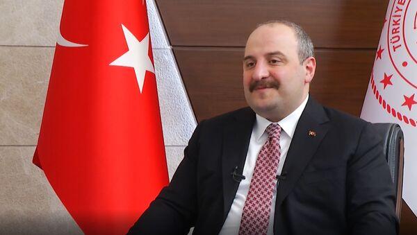 Sanayi ve Teknoloji Bakanı Mustafa Varank: Artık Türkiye'ye tersine beyin göçü var diyebiliriz - Sputnik Türkiye