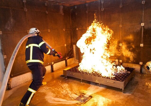 Akkuyu NGS'nin yangın eğitim simülatörünü Meteksan geliştiriyor