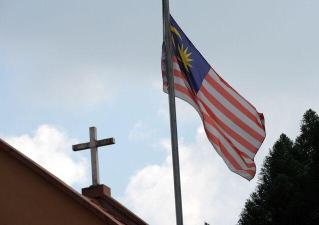Malezya - kilise