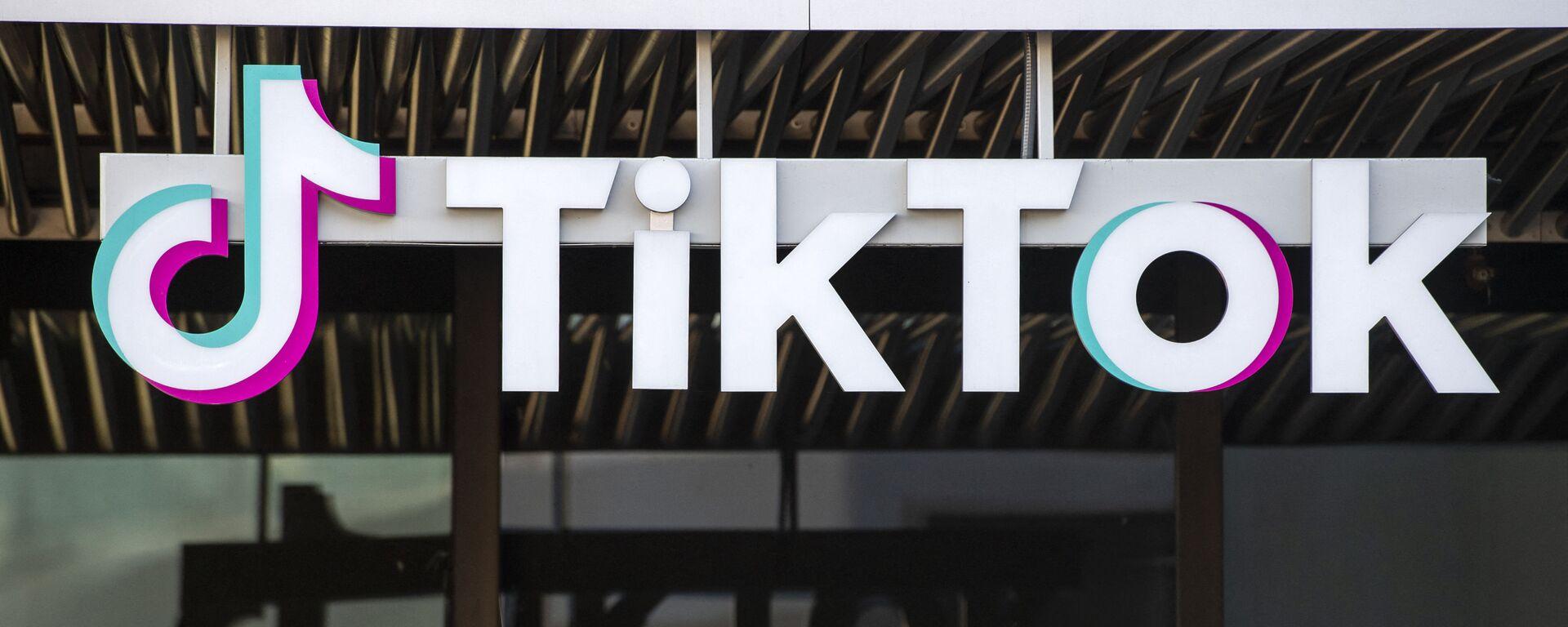 TikTok - Sputnik Türkiye, 1920, 22.07.2021