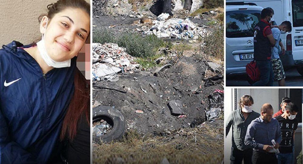 Ceren Duman cinayeti