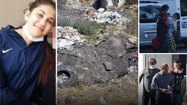 Ceren Duman cinayeti - Sputnik Türkiye
