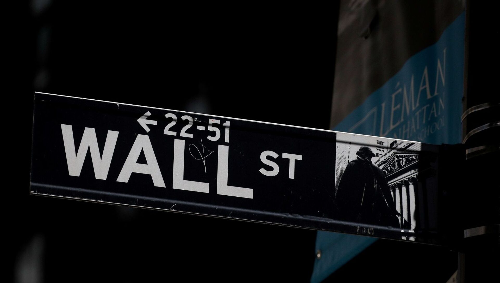 New York borsası - Wall Street - Sputnik Türkiye, 1920, 23.04.2021