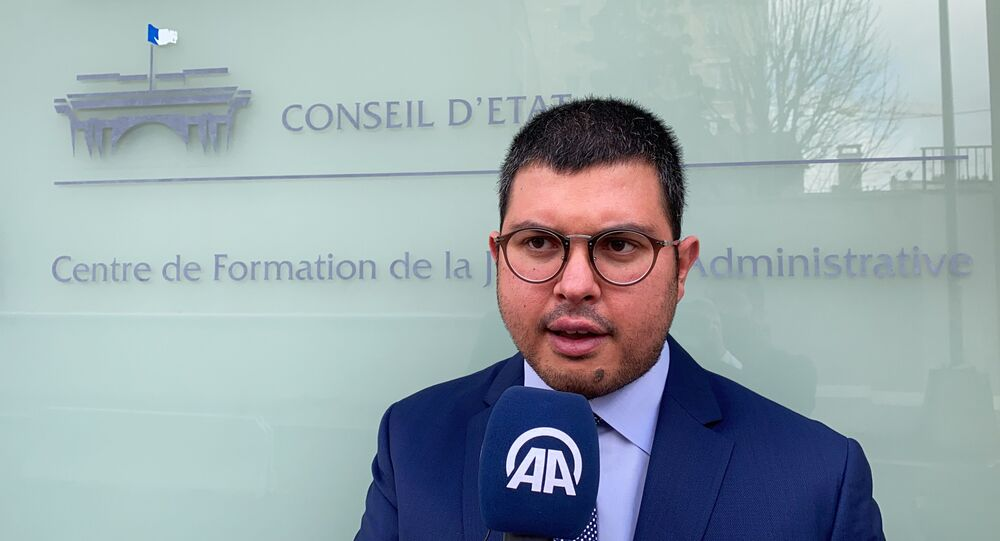 Fransa'da namaz kılması 'radikalleşme' ile ilişkilendirilerek işinden edilen şoför adalet arıyor (avukatı Sefen GuezGuez)