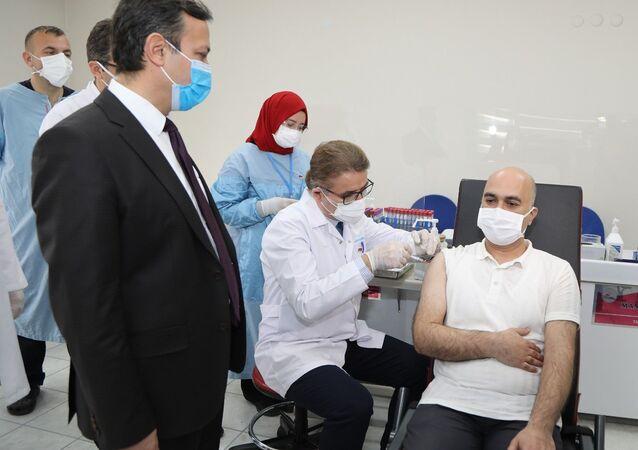 yerli aşı, Erciyes Üniversitesi, Faz-2 çalışmaları