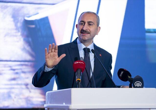Abdulhamit Gül / Adli Yargı Hakim ve Cumhuriyet Savcıları ile İdari Yargı Hakimlerinin Kura Töreni