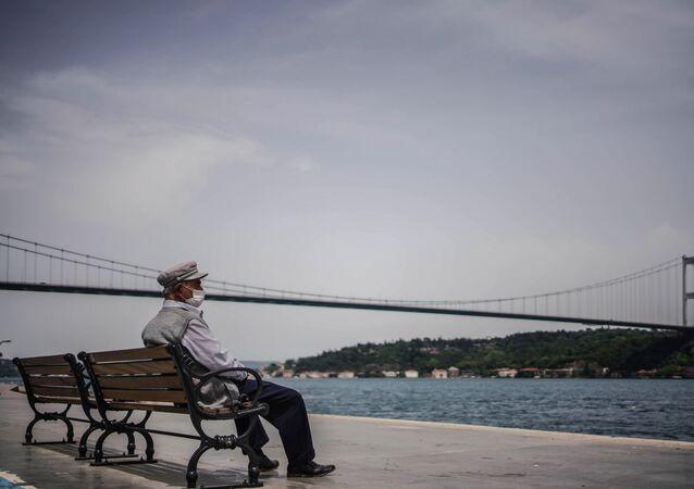 İstanbul, koronavirüs, maske