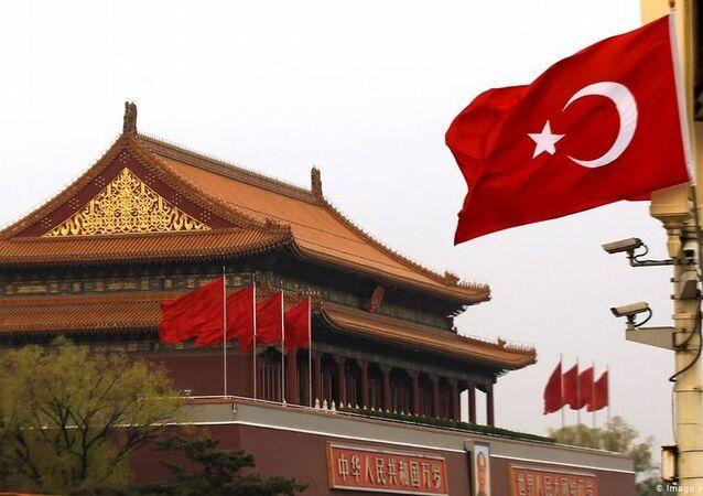 Çin, Türkiye