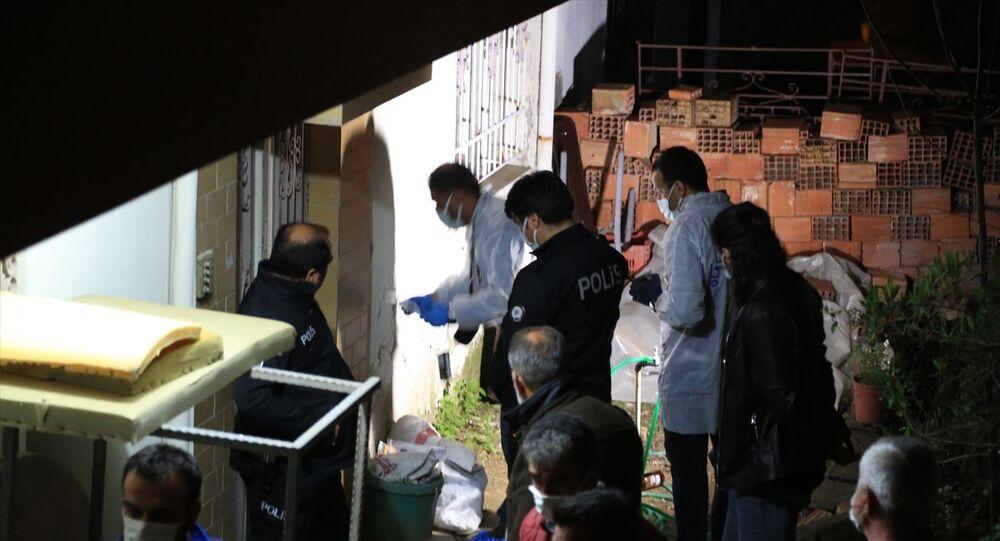 Muğla'da kadın cinayeti