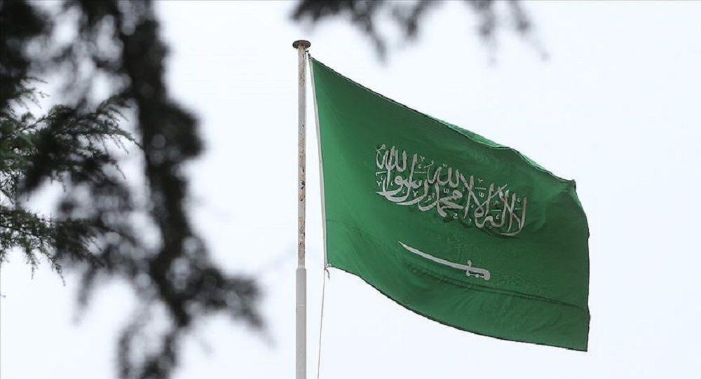 Suudi Arabistan bayrak