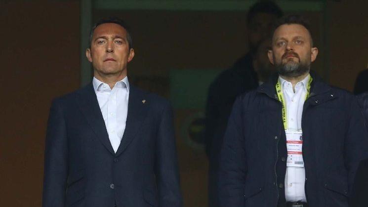 Fenerbahçe Yöneticisi Selahattin Baki