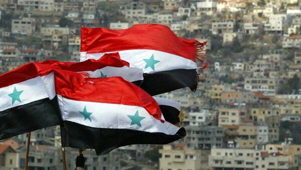Suriye'de 10 yıllık 'baharda' sona doğru - Sputnik Türkiye