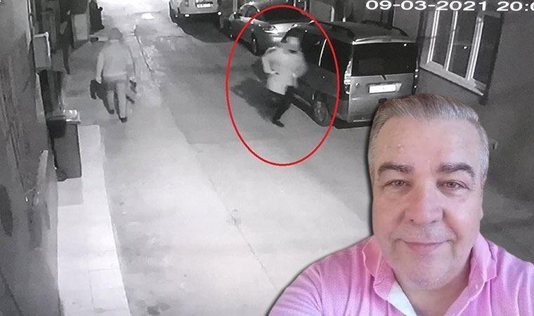 Bursa'da evinin önünde uğradığı silahlı saldırı sonucu hayatını kaybeden radyo programcısı Hazım Özsu'nun katil zanlısı