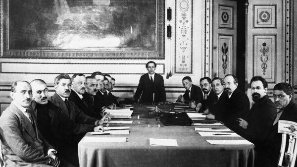 Moskova Antlaşması - Sputnik Türkiye