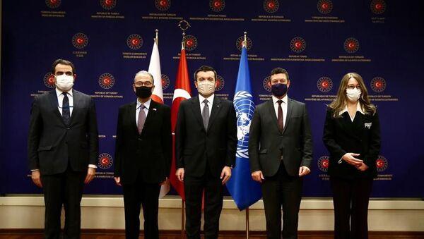 Japonya'dan Türkiye'deki sığınmacılar için 14 milyon dolarlık Kovid-19 destek paketi - Sputnik Türkiye