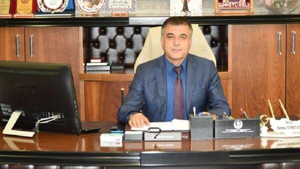 Doç. Dr. Mahmut Sünnetçioğlu - Sputnik Türkiye