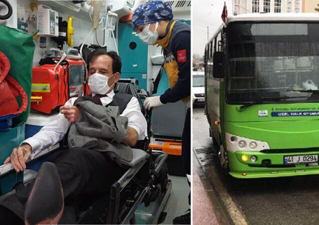 halk otobüsü şoförü Yılmaz D.